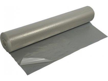 Stavební fólie separační 2x50m polohadice polorukáv LDPE (15mikronů)