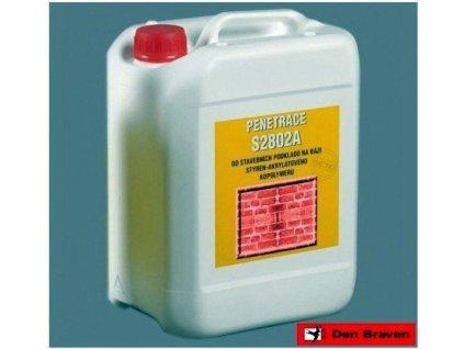 Penetrace SOKRAT S2802A 5 kg vodní disperze DEN BRAVEN
