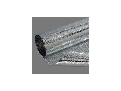 PAROTĚSNÁ FÓLIE DS ALU hliníková 105g/m2 reflexní parozábrana