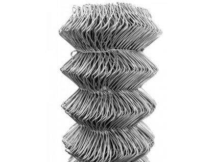 Pletivo pozinkované nezapletené, oko 55mm, výška 100cm (cena/bm) KOMPAKT