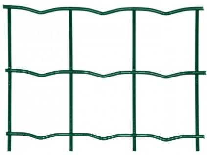 Průmyslové pletivo svařovaná síť ZN + PVC 1 x 25 m PILONET SUPER