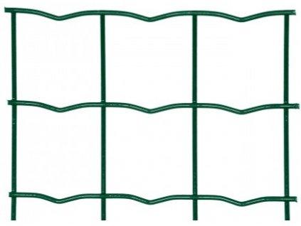 Průmyslové pletivo svařovaná síť ZN + PVC 1,5 x 25 m PILONET SUPER
