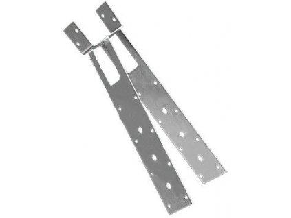 Držáky hřebenové latě 40 mm délka UNI