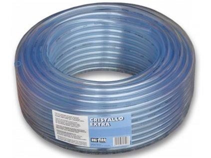 Cristallo extra Technická průhledná hadice 10/2 mm 50 m