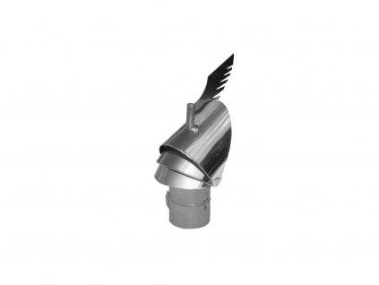 Komínová hlavice samostatná ROTOWENT 150 mm