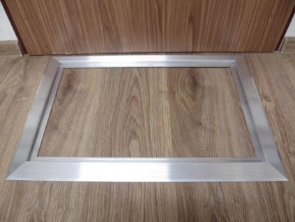 Hliníkový rám pro rohože 57 x 36  cm