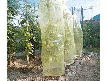 Folie na rajčata žlutá ø 0,6 x 10 m roura PE Mr TOMATO