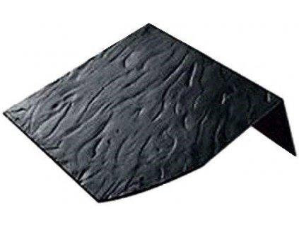 Hřebenáč BH 25° pro plastový šindel šlablona BNC / CPS EUREKO černá