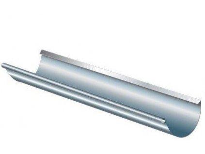 5605 okapovy zlab pozinkovany 250 mm evromat 2 m cena m
