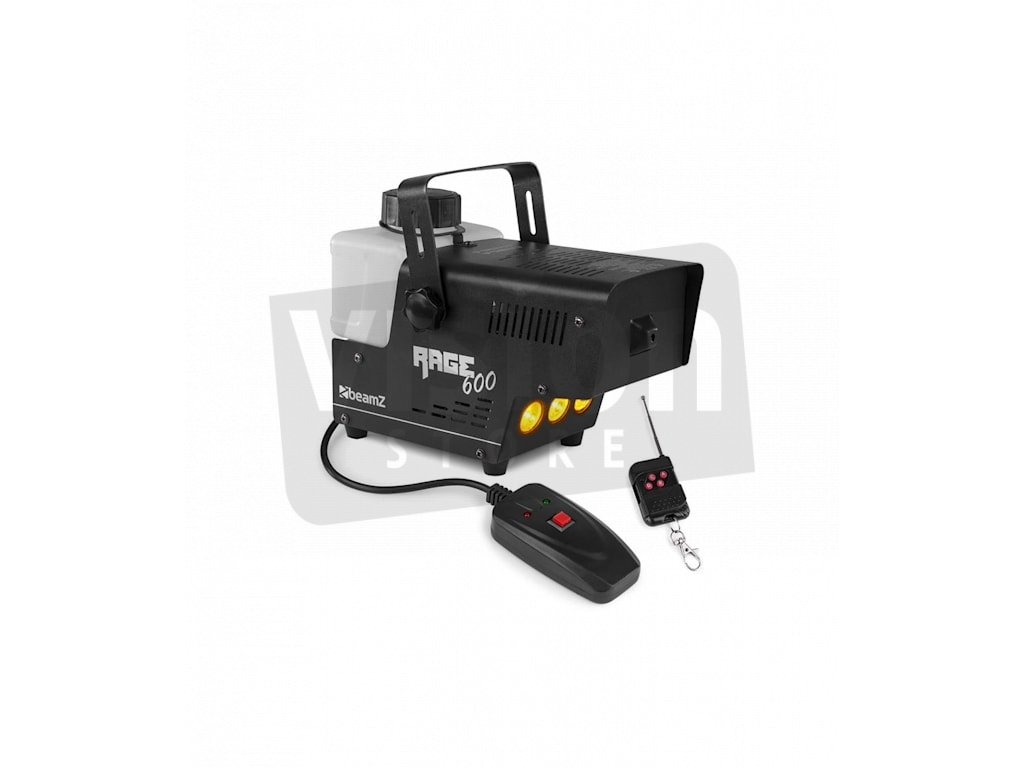 10034305 yy 0007 logo Rage600LED Smokemachine LED 3x1W Wi
