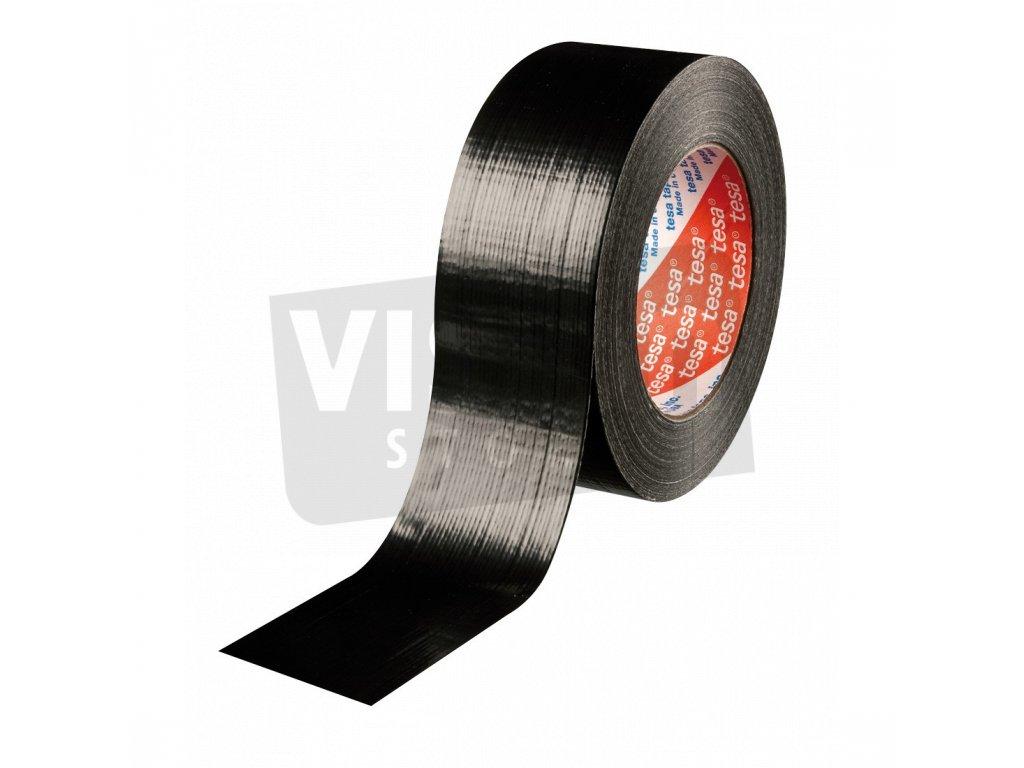 TESA Standard duck tape black 4613