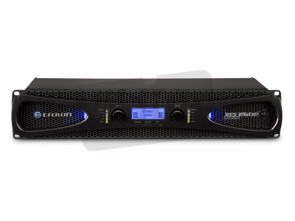 XLS DriveCore 2 2502 Front full width