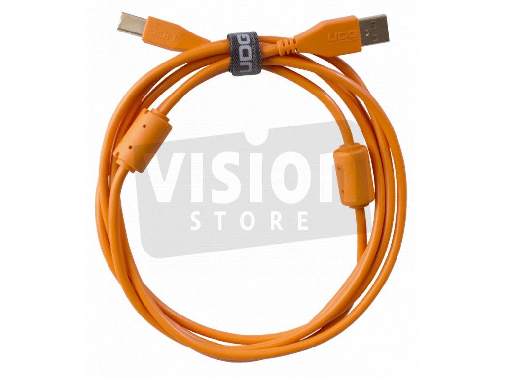 001 udg cable straight orange
