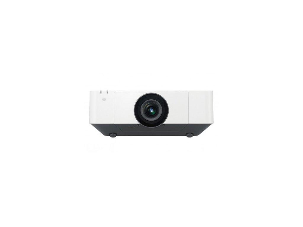 sony vpl fhz61l projektor laserowy wuxga o jasnosci 5100 lm bez obiektywu standardowego