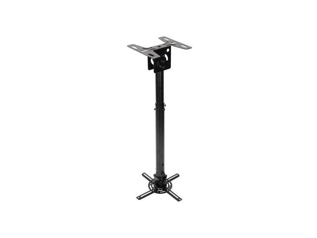 Optoma OCM815B, Montážní sada pro projektor, možnost upevnění na strop, (576-826mm), černá