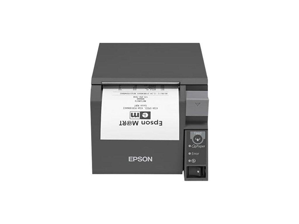 Epson TM-T70II, serial+USB, zdroj
