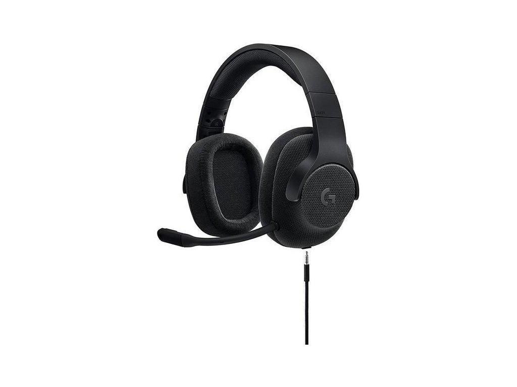 Logitech G433 černá