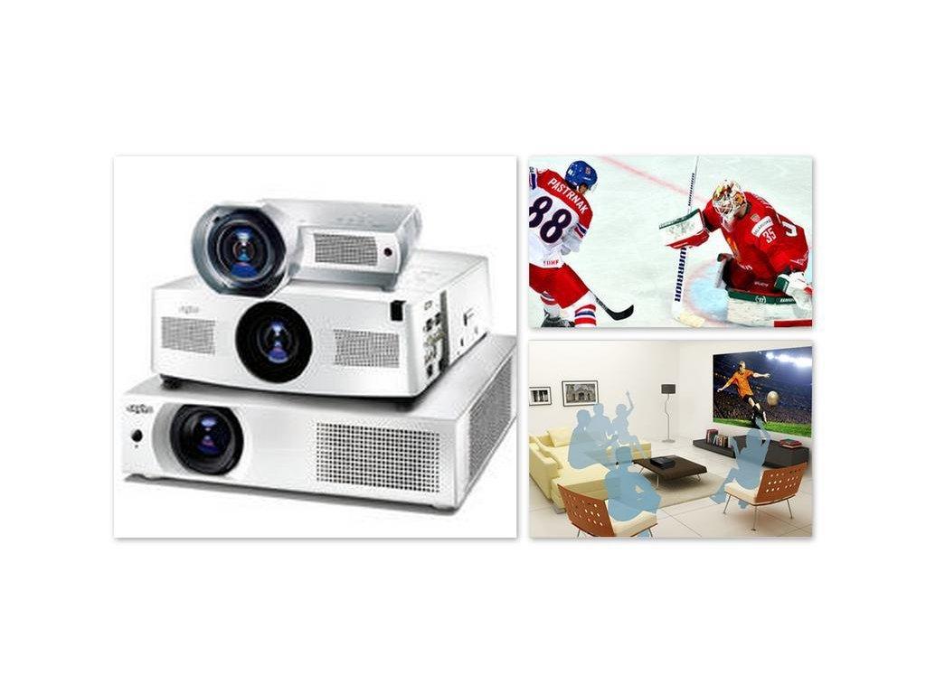 Projektor FullHD 3000 ANSI lm