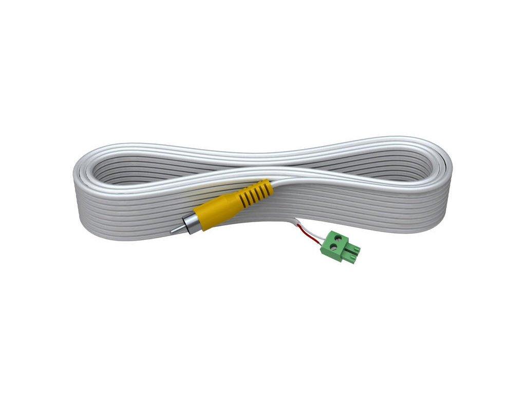 Vision Video kabel RCA (M) - 1 phone