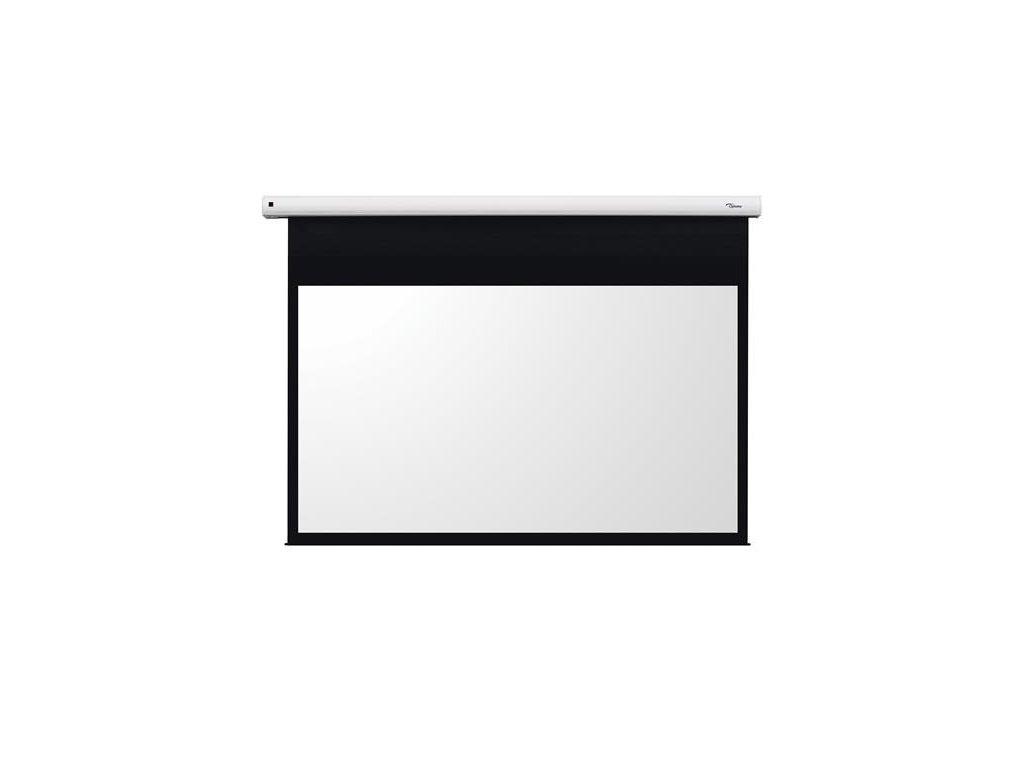 Optoma elektrické plátno DE-1123EGA