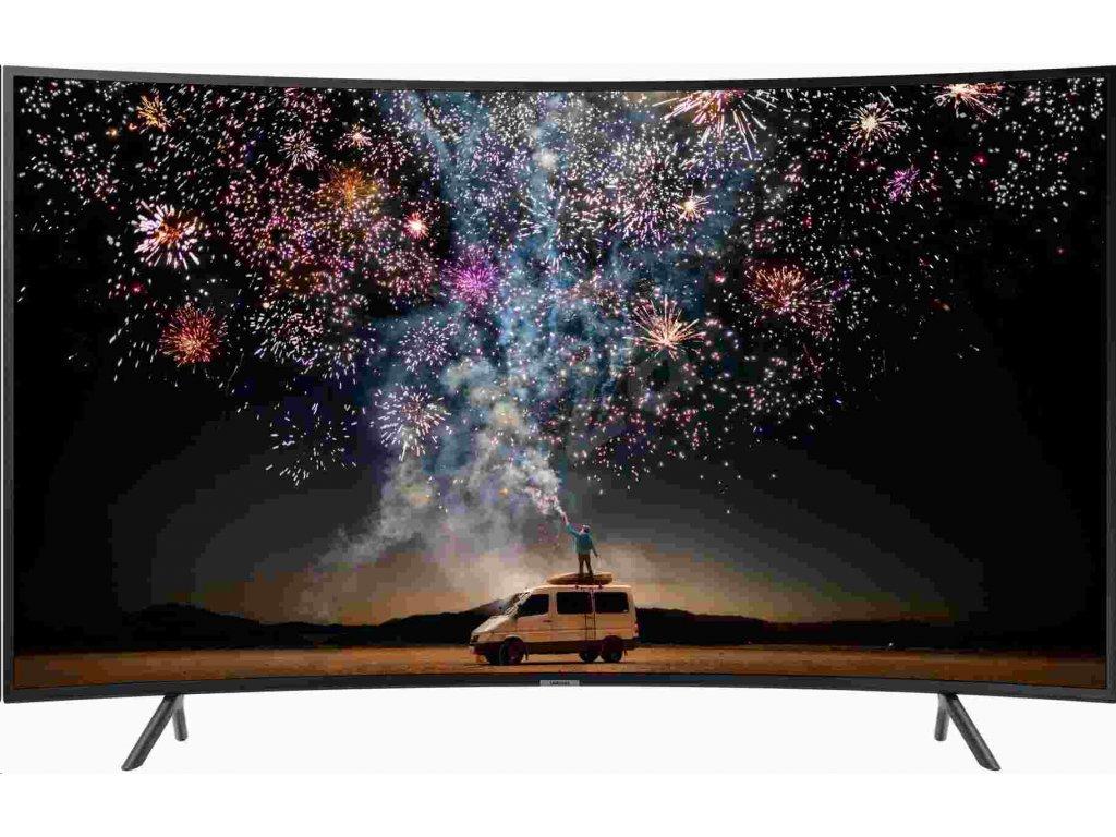 "SAMSUNG 55"" Prohnutá Ultra HD Smart TV UE55RU7372 Série 7 (2019)"