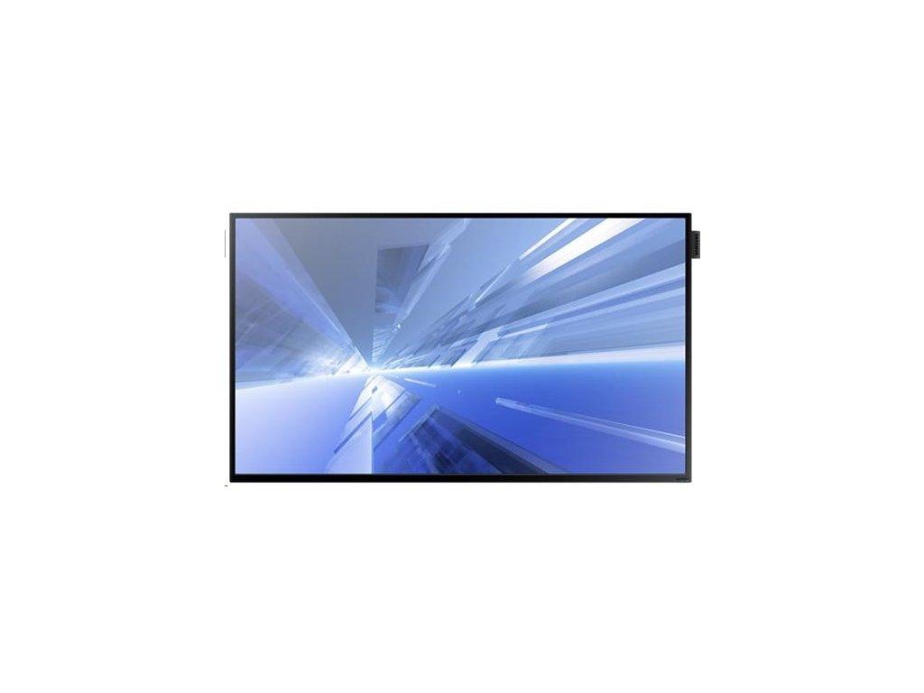 "SAMSUNG LFD 48"" LH48DBEPLGC/EN - 1920x1080, 8ms, DVI, RS232C, RJ45, repro, USB"