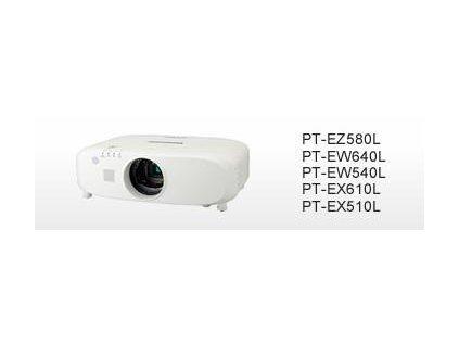 Panasonic PT-EX610EL (bez objektivu ve standardu)