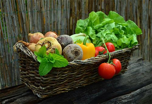 Potraviny pro krásnou a zdravou pleť