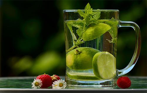 Potraviny pro detoxikaci organizmu