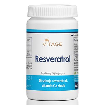 Na jaké problémy doporučujete užívání přípravku Resveratrol?
