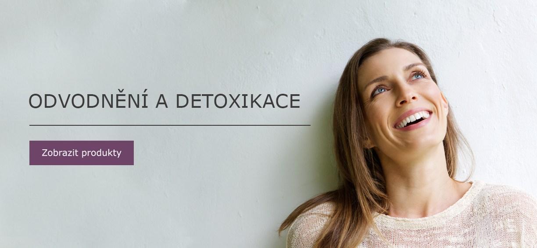 Odvodnění a detoxikace