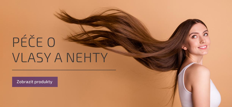 Péče o vlasy a nehty