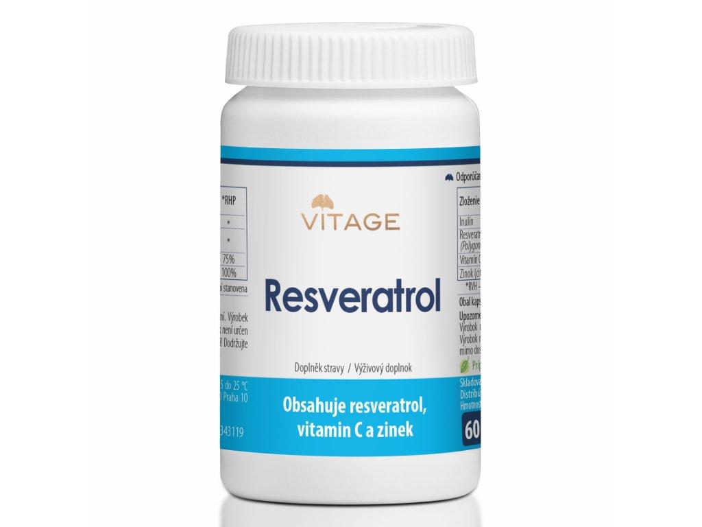 Vitage Resveratrol