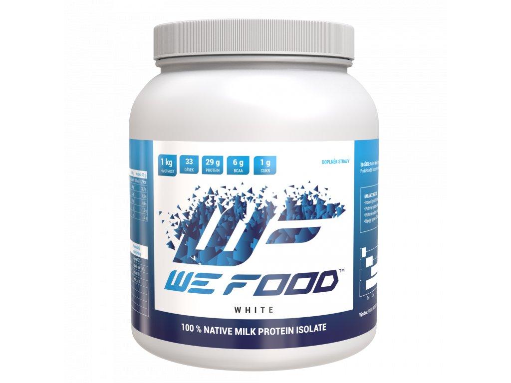 WeFood 100% Nativní mléčný protein