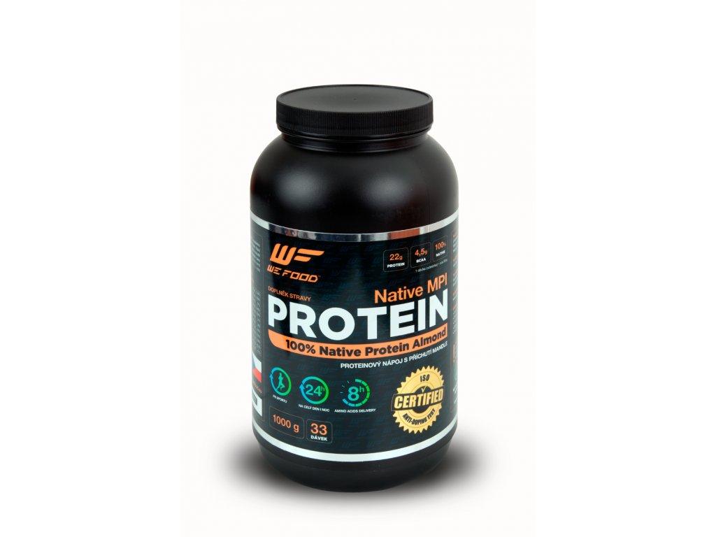 17 100 native protein 1 kg
