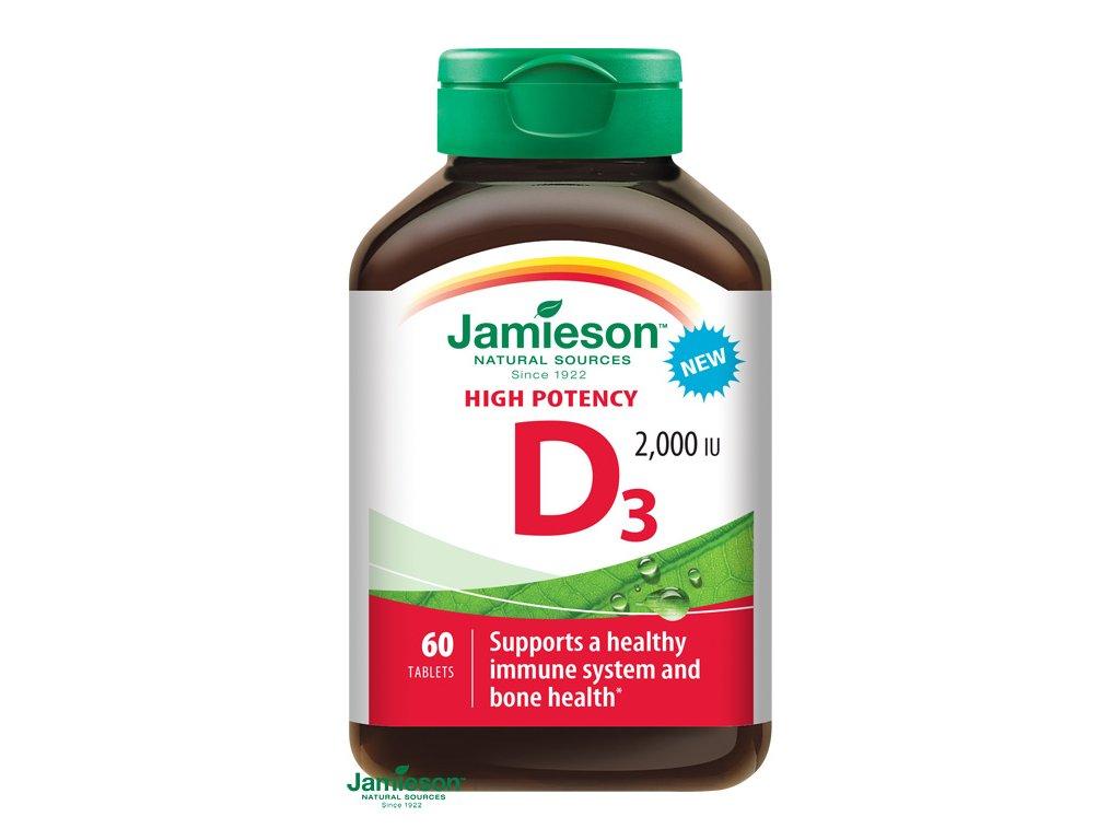 jamieson vitamin d3 2000 iu 60tbl