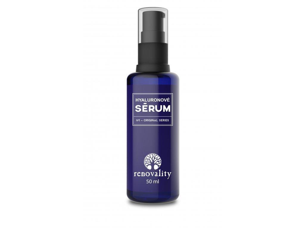 renovality hyaluronove serum 50ml