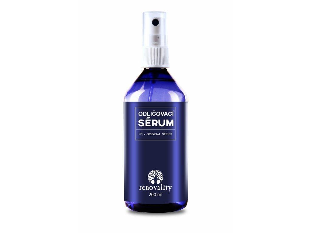 renovality odlicovaci serum 200 ml