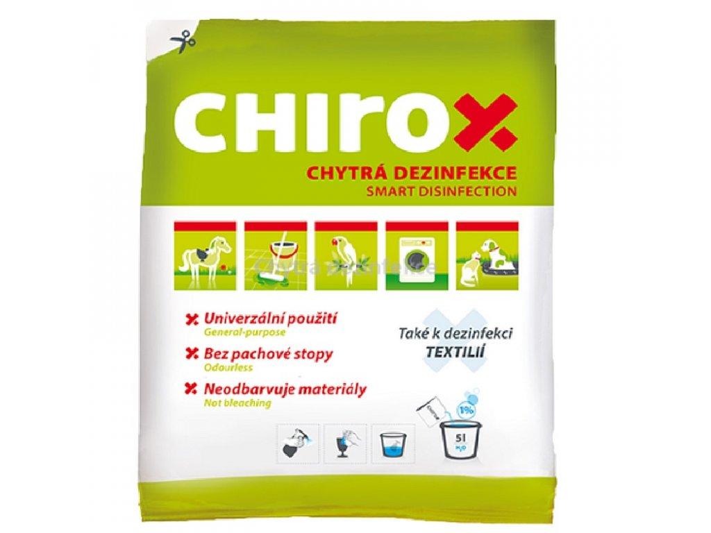Chirox - sáček 50g