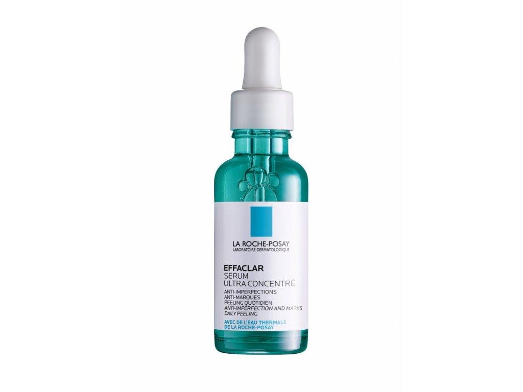 LA ROCHE POSAY Effaclar Ultrakoncentrované sérum proti nedokonalostem pleti a stopám po akné 30 ml