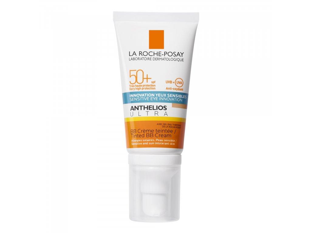 LA ROCHE-POSAY Anthelios Ultra Komfortní tónovaný ochranný krém na obličej SPF 50+ 50 ml