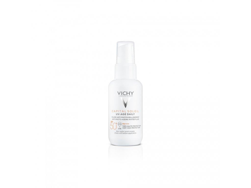 VICHY CAPITAL SOLEIL UV-AGE Denní péče proti fotostárnutí SPF 50+ 40ml