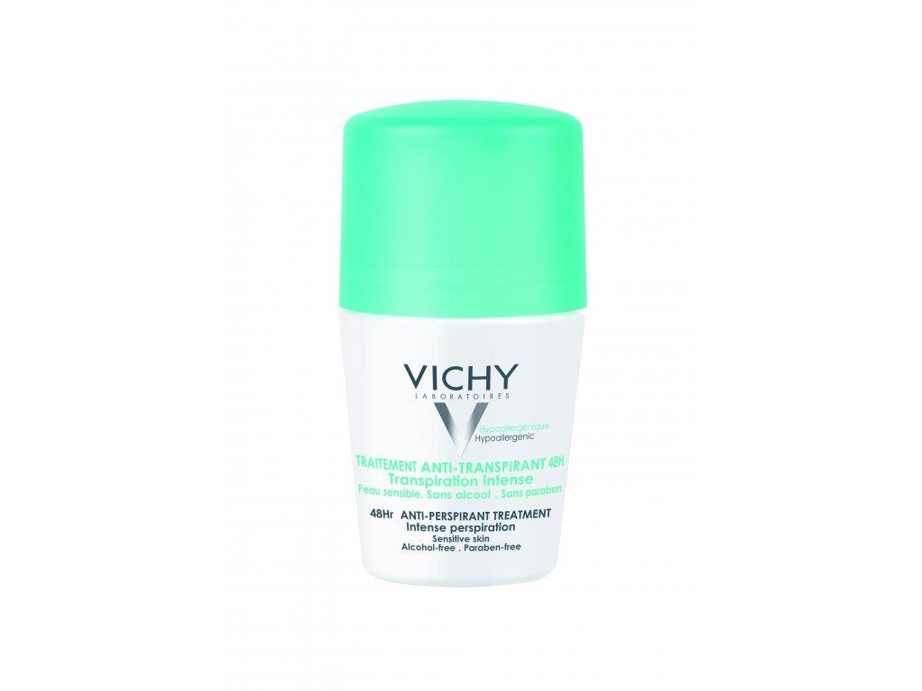 Vichy Antiperspirant 48h proti nadměrnému pocení roll-on 50ml
