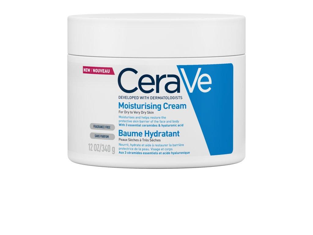 CERAVE Hydratační krém pro suchou až velmi suchou pokožku 340 g