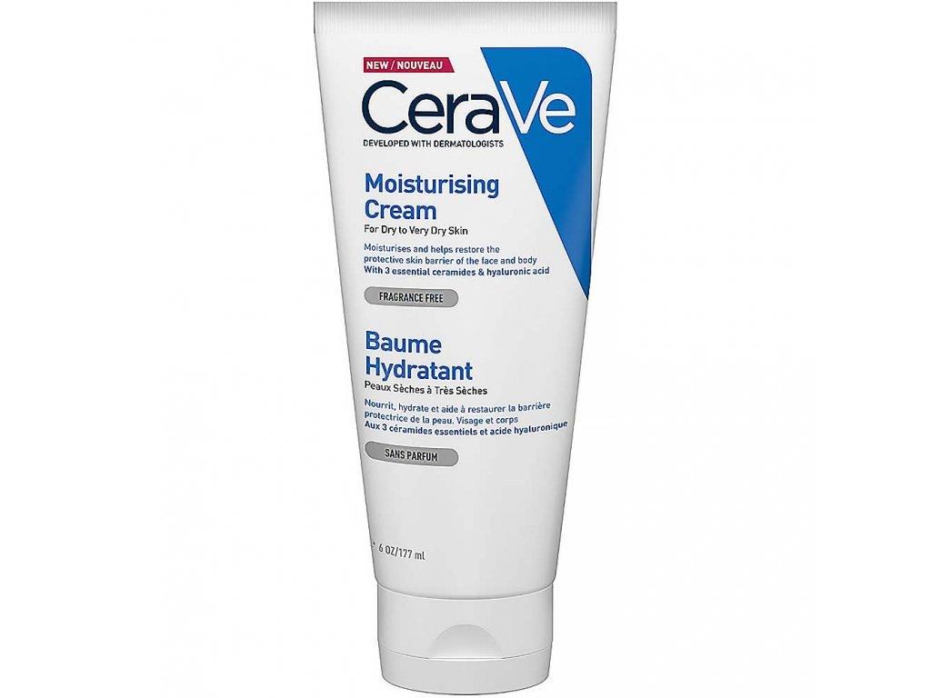 CERAVE Hydratační krém pro suchou až velmi suchou pokožku 177 ml