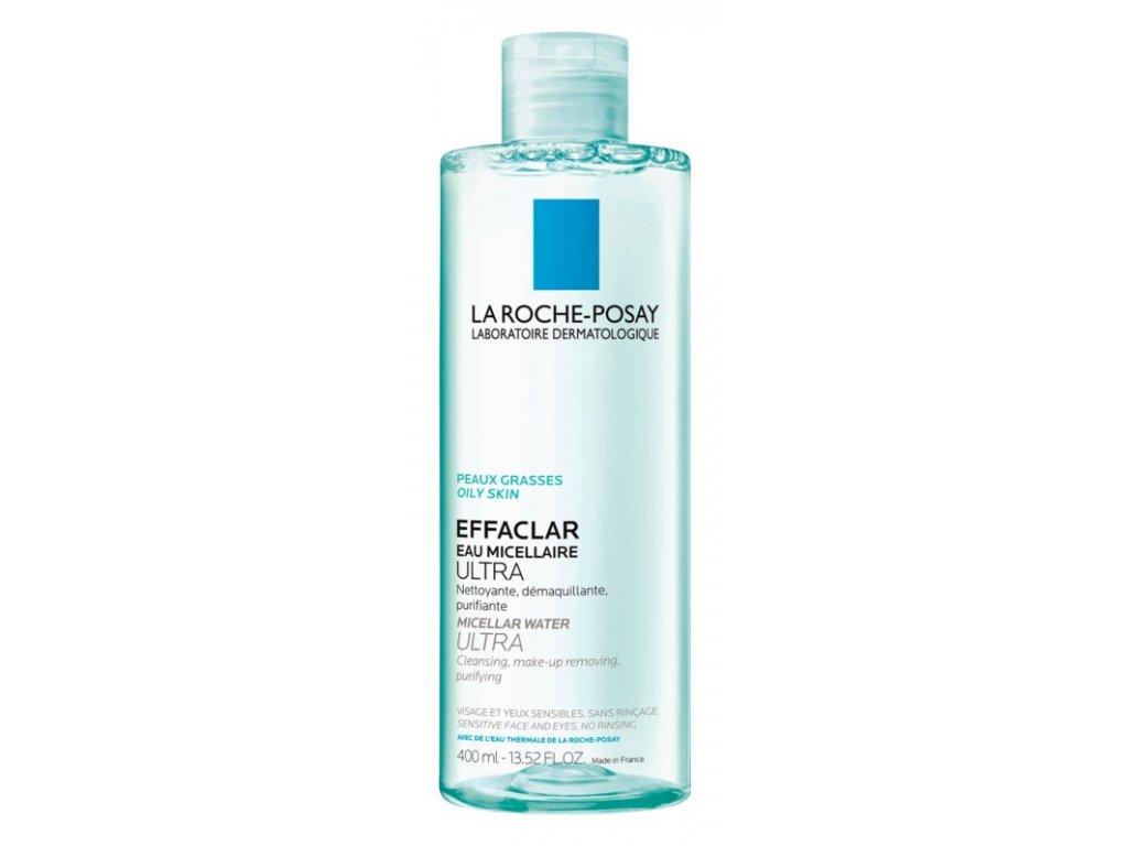 LA ROCHE-POSAY Effaclar micelární voda 400ml