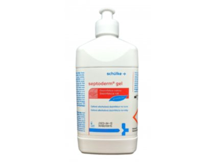 septoderm gel 500ml pushpul z1 z1