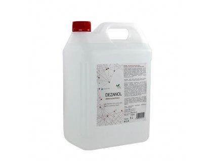 dezinfekcni prostredek dezanol 5 l