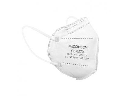 Respirátor FFP2 Mezorison CE EN149:2001+A12009