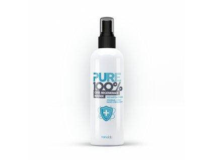 Pure100% 300ml dezinfekce na roušky regenerace